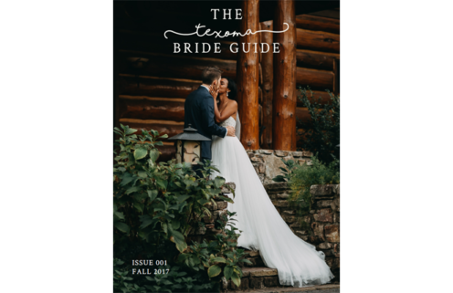 Texoma Bride Guide | Issue 1 | Summer/Fall 2017