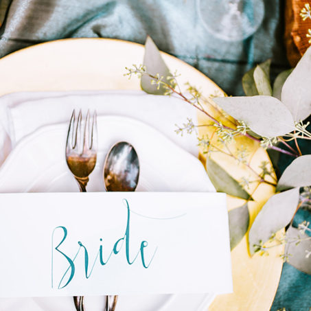 On the Texoma Bride Guide Blog - Attending a Wedding Show