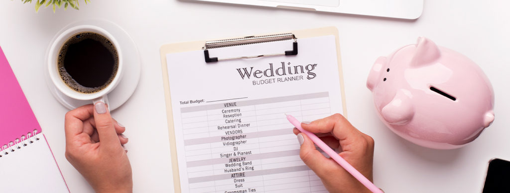 On the Texoma Bride Guide blog - Creating Wedding Budget for First-Timers