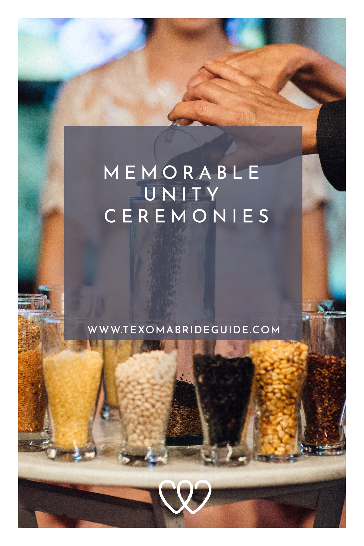 Memorable Unity Ceremonies   Texoma Bride Guide Blog