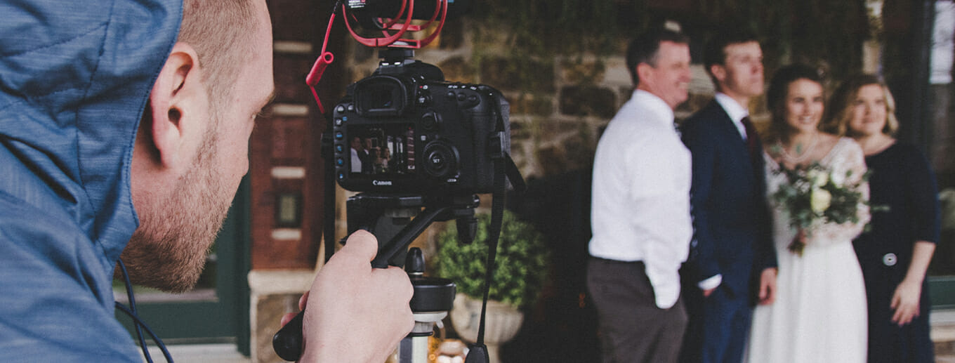 What You Need to Know to Hire the Perfect Wedding Videographer | Texoma Bride Guide Blog