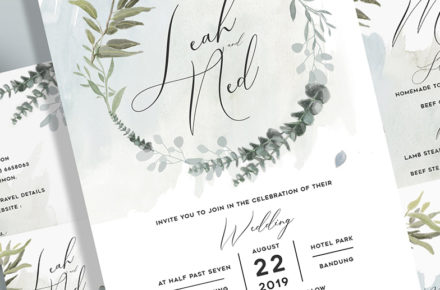Digital Or Printed Wedding Invitations