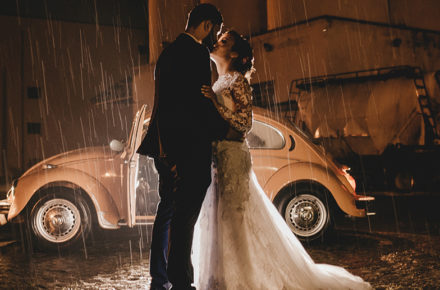 Wedding Night Getaway Car Night Transportation Options