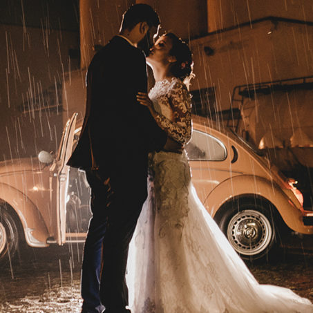 Wedding Night Getaway Car Night Transportation Options