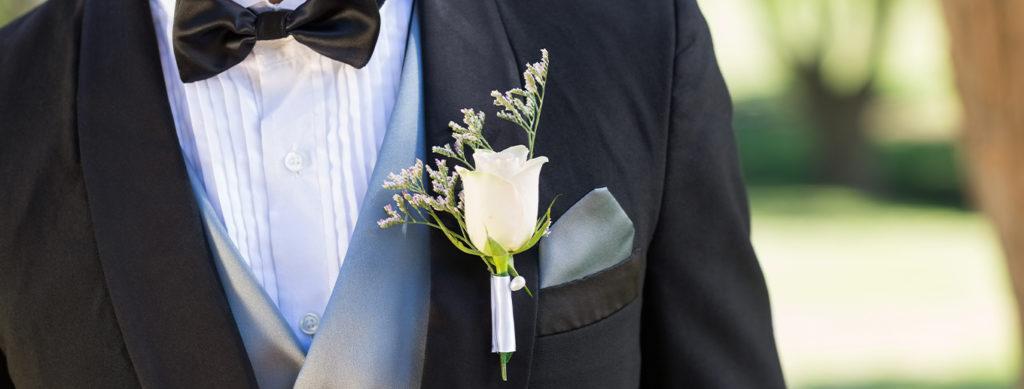 5 Options for Groom's Wedding Attire