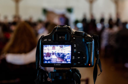 On the Texoma Bride Guide Blog - Do You Need A Wedding Video?