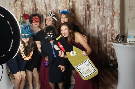 SMP Photo Booths on the Texoma Bride Guide