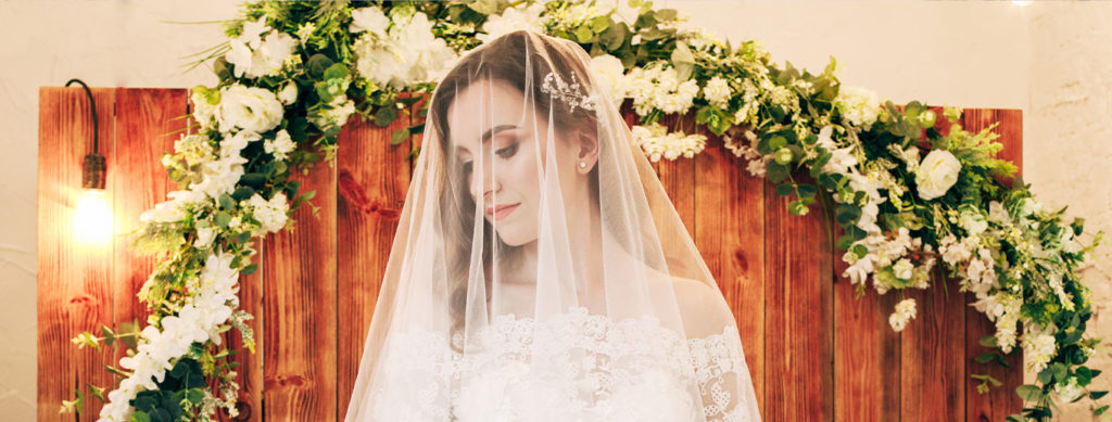 5 Reasons To Wear A Veil On Your Wedding Day | Texoma Bride Guide Blog