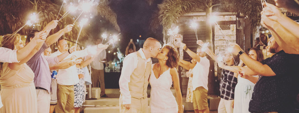 How To Do a Sparkler Send-off | Texoma Bride Guide Blog