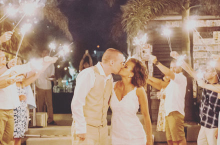 How To Do a Sparkler Send-off | Texoma Bride Guide Blog