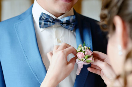 Our Favorite Boutonniere Inspiration | Texoma Bride Guide Blog
