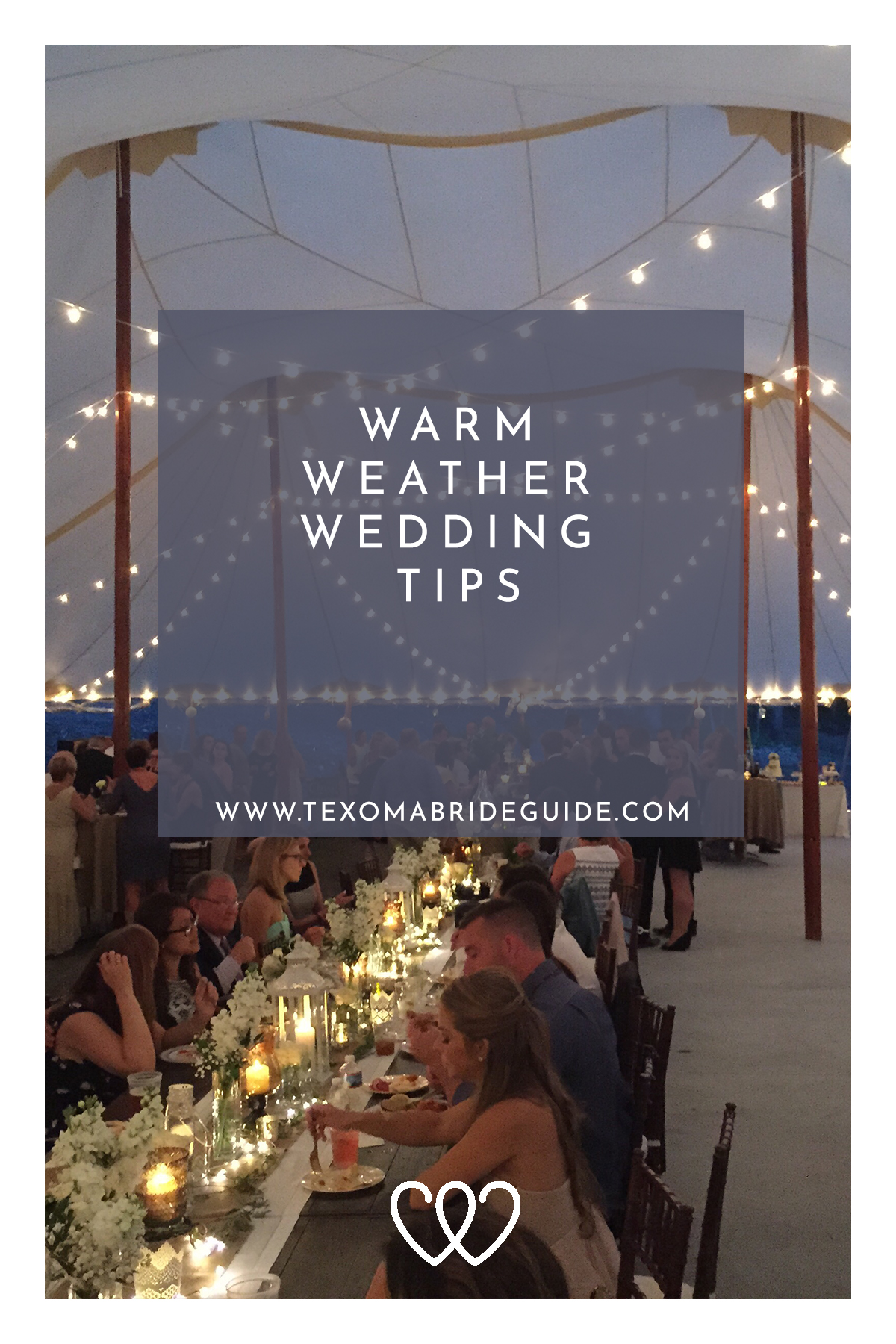 Warm Weather Wedding Tips | Texoma Bride Guide Blog