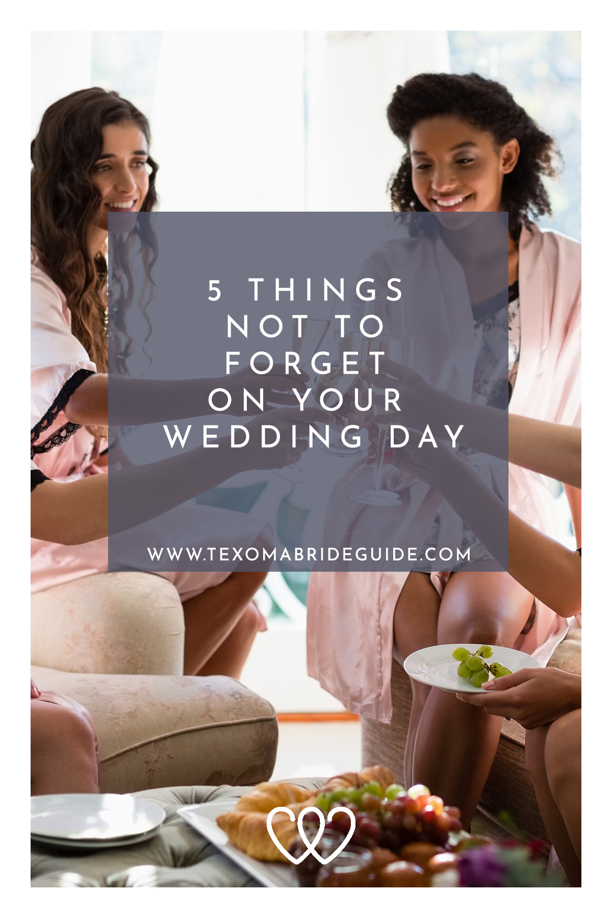 5 Things Not to Forget on Your Wedding Day   Texoma Bride Guide Blog