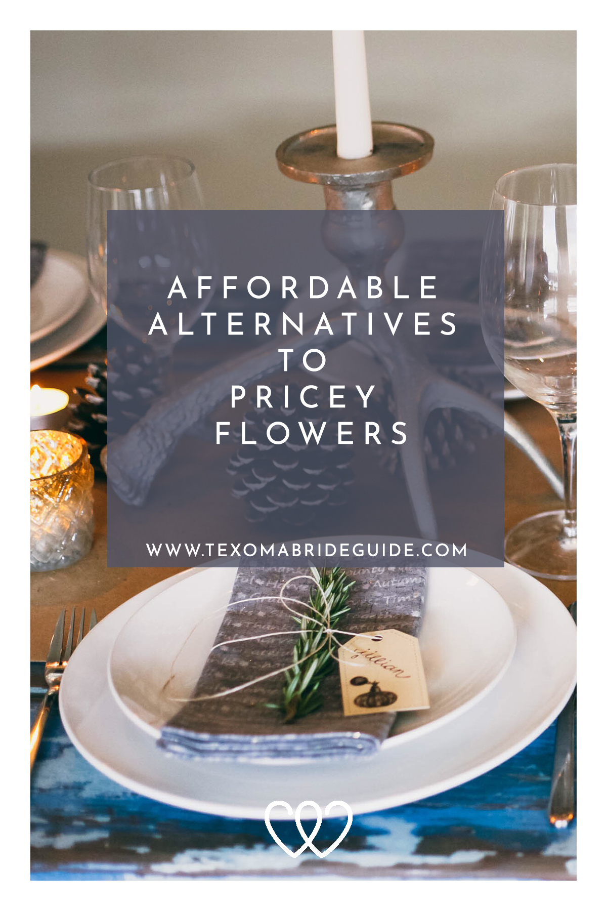 Affordable Alternatives to Pricey Flowers | Texoma Bride Guide Blog