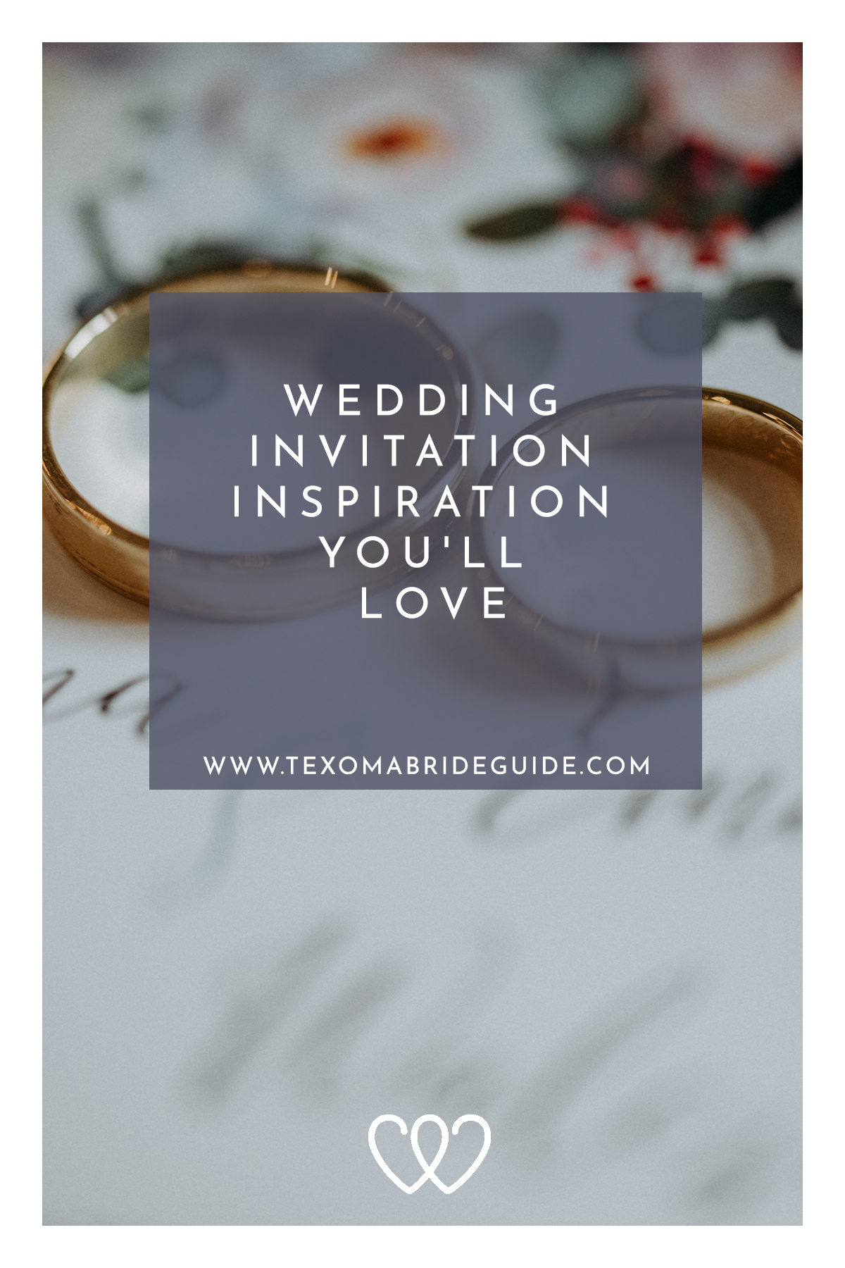 Wedding Invitation Inspiration You'll Love | Texoma Bride Guide Blog