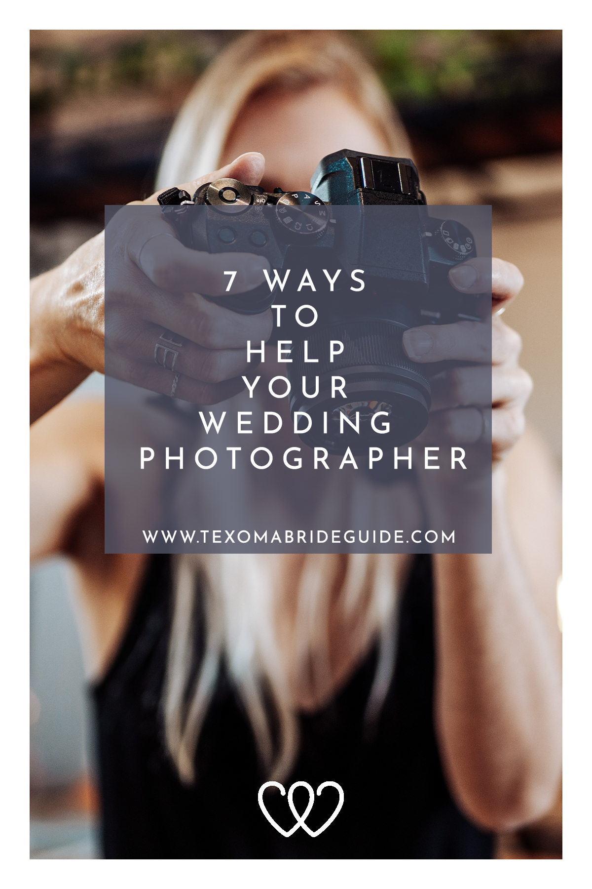 7 Ways To Help Your Wedding Photographer | Texoma Bride Guide Blog
